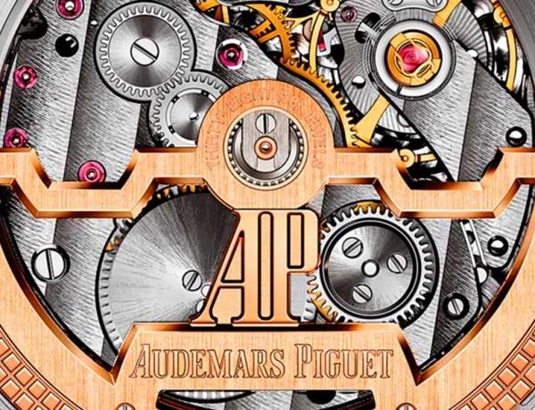 Audemars Piguet: Hondo latido - 01
