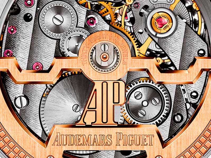 Audemars Piguet  Hondo latido - Tiempo de relojes d5b5775dc73