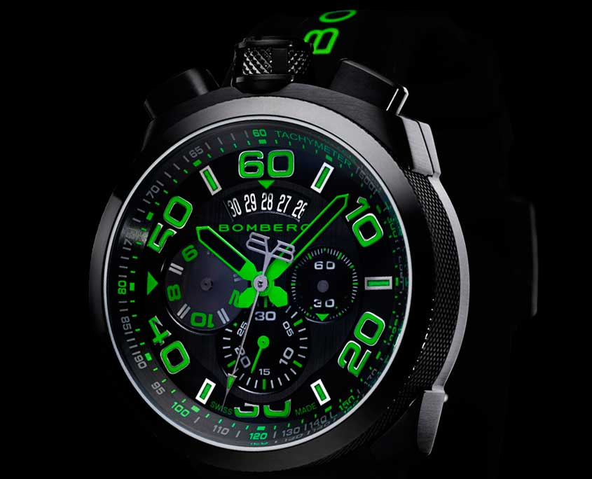 Bomberg Bolt-68 Green Duo