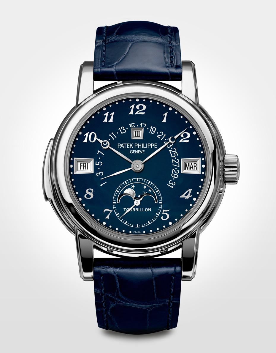 El reloj con el que Patek Philippe impuso un récord histórico en la subasta Only Watch 2015