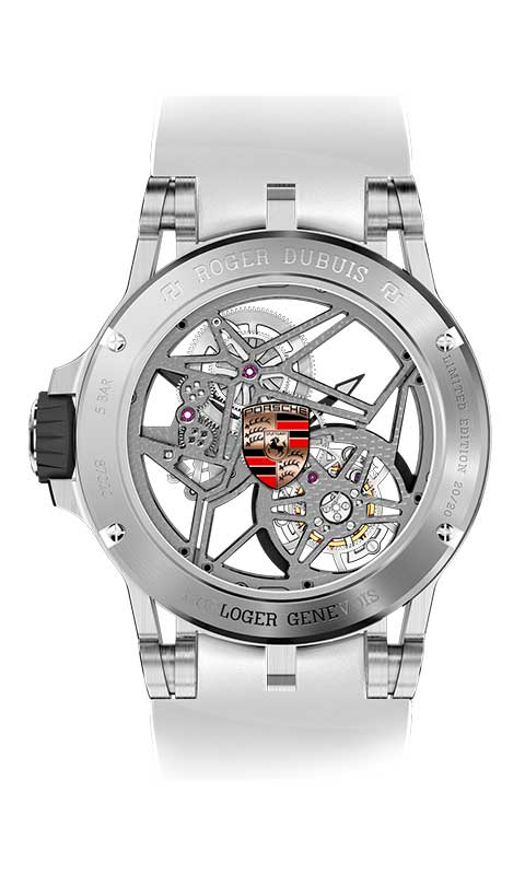 Roger Dubuis y Porsche - 01