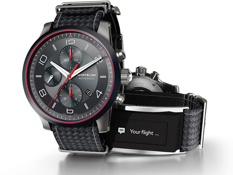 Las funciones de smartwatch están en la correa