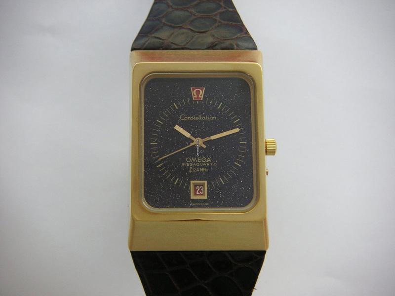 Reloj de cuarzo de los años 80.