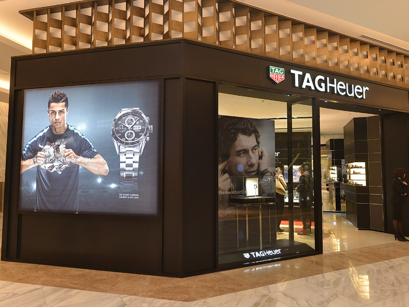 Boutique TAG Heuer
