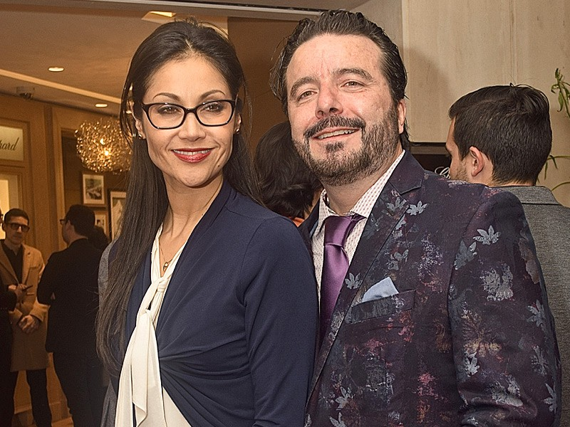 Patricia Carillo y José Juan Espiñeira.