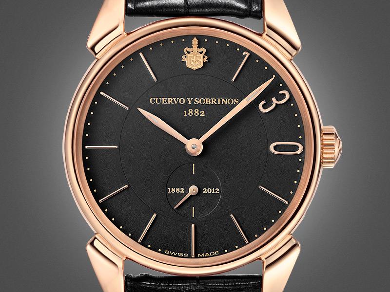 De Cuervo Años Tiempo Y Celebra Sobrinos Relojes 130 XOukiPZ
