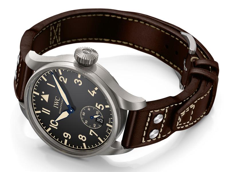 c0b44bf56c40 Pre-SIHH 2016  Tres nuevos relojes de aviador de IWC Schaffhausen ...