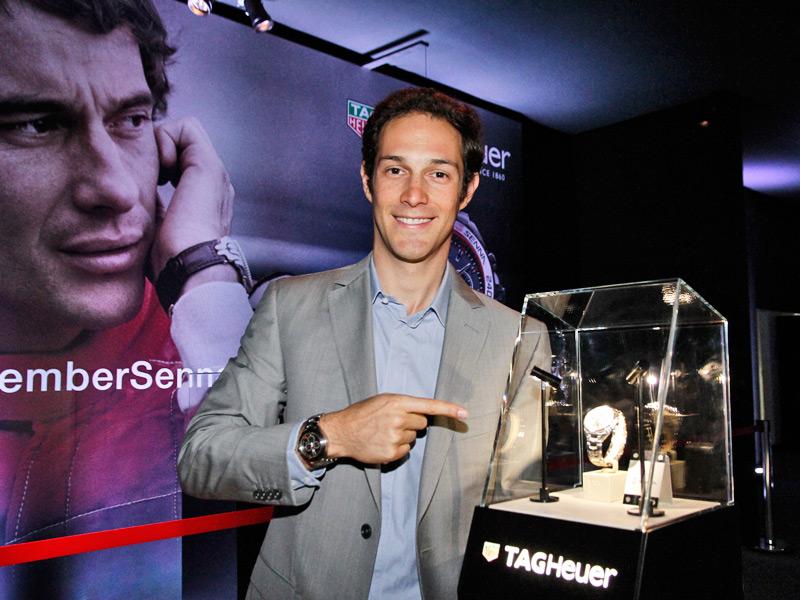 Bruno, sobrino de Ayrtonn Senna