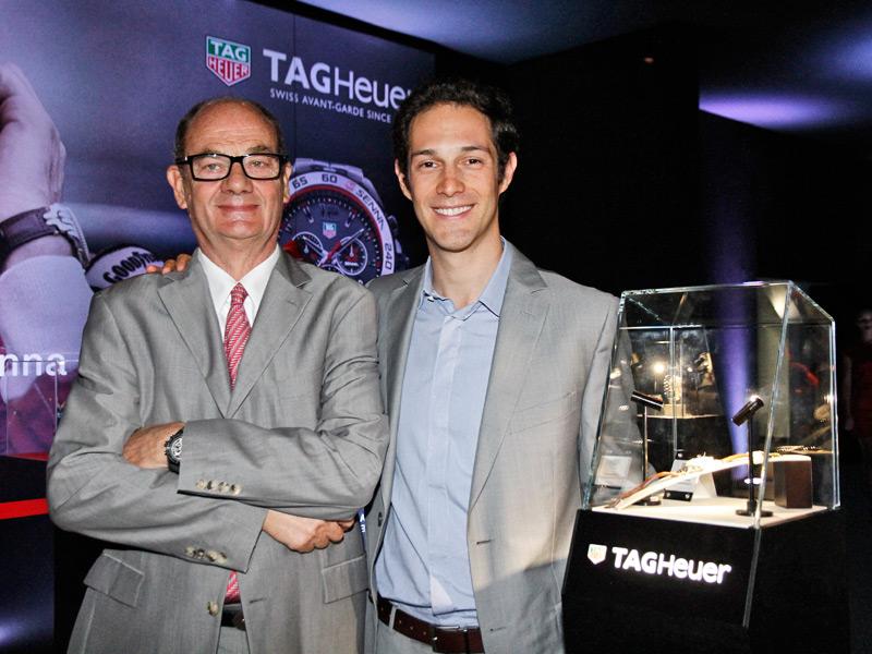 Christian Weissbach & Bruno Senna