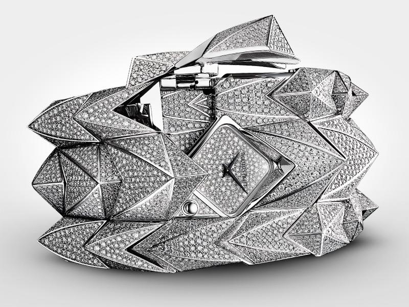 Audemars Piguet Diamond Fury. 637,800 dólares