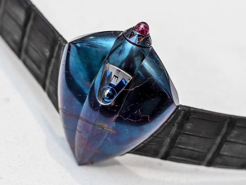 De Bethune Dream Watch 5 Meteorite. 440,000 dólares