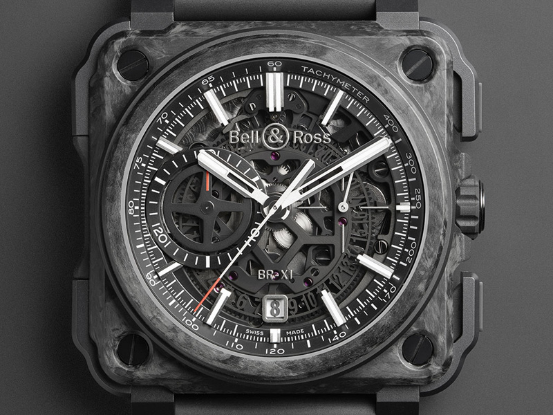 Bell_and_Ross_BR-X1_Skeleton_Chronograph_Carbon_Forge_3