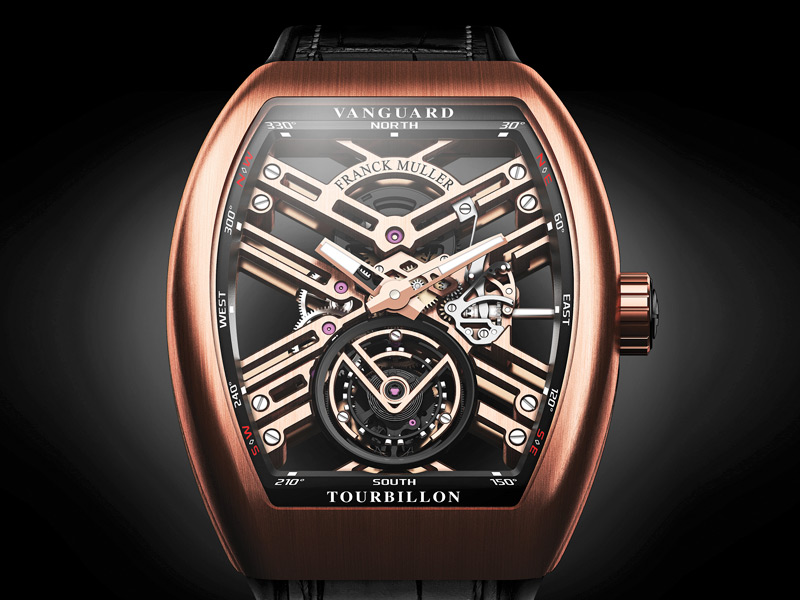 Vanguard Tourbillon Skeleton