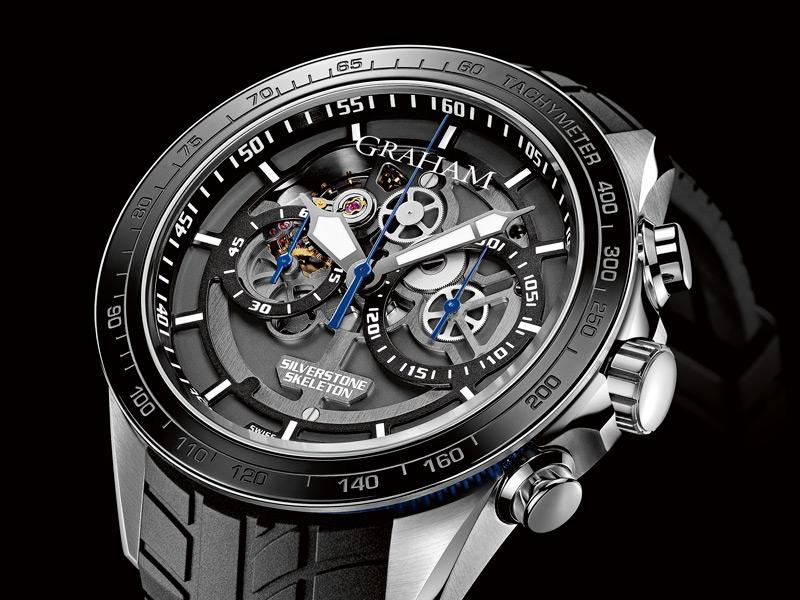 El reloj del actual campeón de la NBA está equipado con el calibre G1790 de carga automática y 46 horas de reserva de marcha.