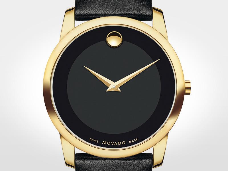 Reloj Movado Oro