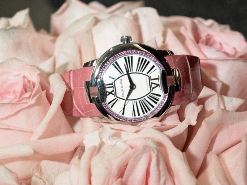 Reloj Velvet edición especial Fundación Mayte Prida.