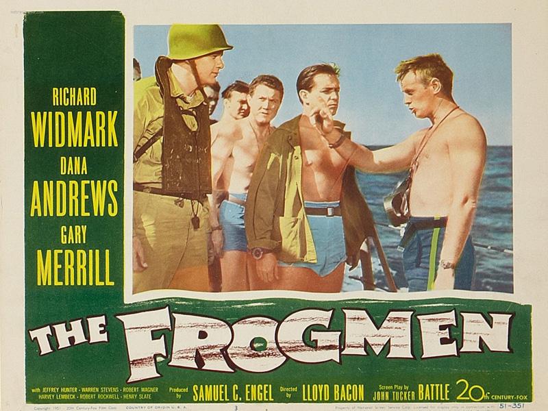 The+Frogmen+1951+lobbycard+1