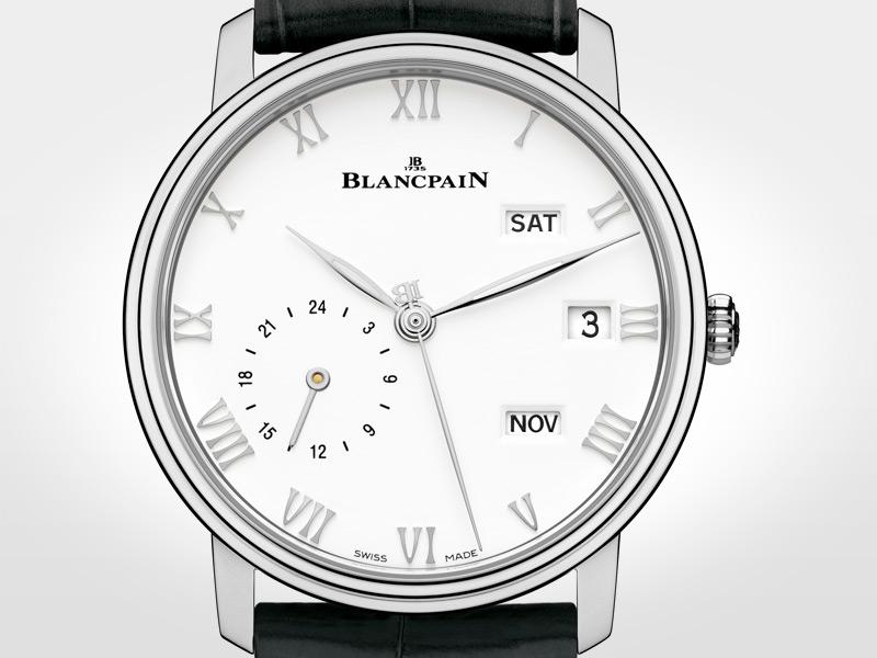 Blancpain Villeret Quantième Annual GMT