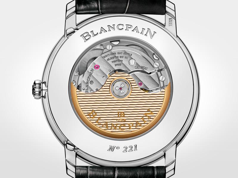 Blancpain Villeret Quantième Annual GMT 1