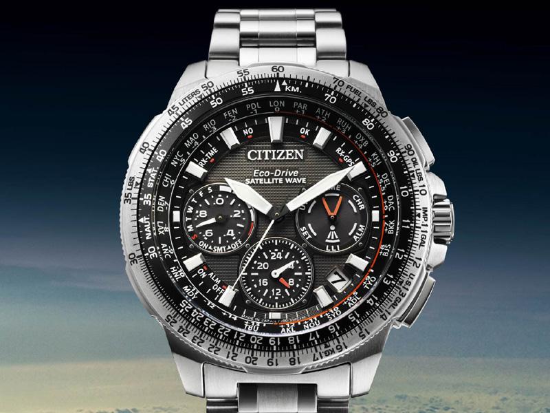 98877e7d11da Citizen presenta dos relojes contrastantes unidos por su tecnología Eco- Drive