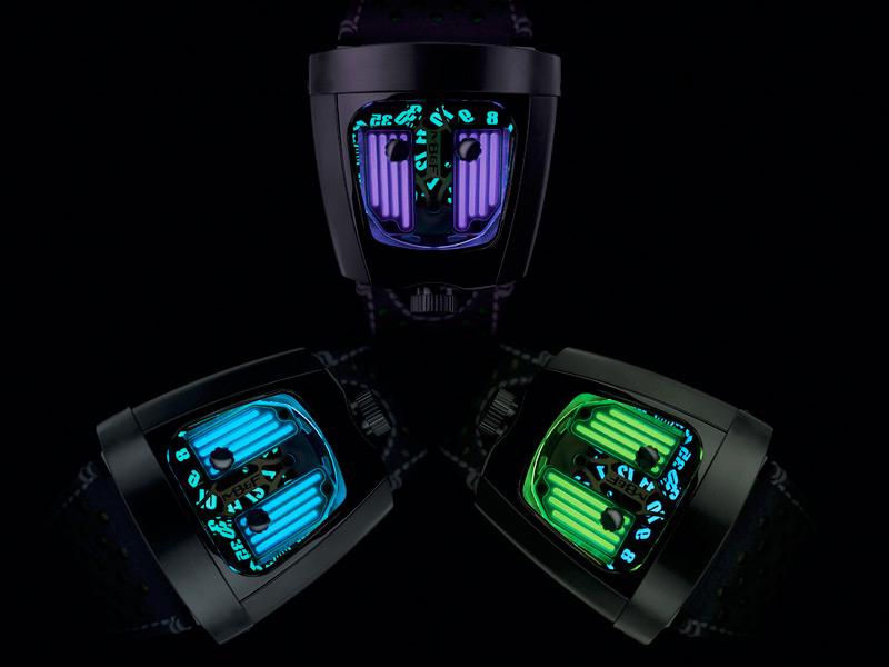 MB & F HMX Black Badger