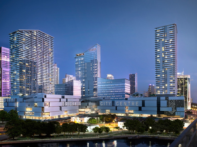 Miami Brickell City Center