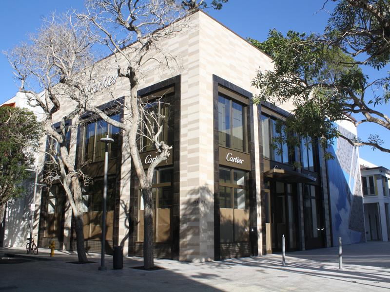 Cartier fue la primera boutique de lujo en instalarse en Miami Design District