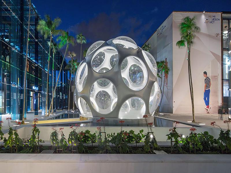 Palm Court en Miami Design District