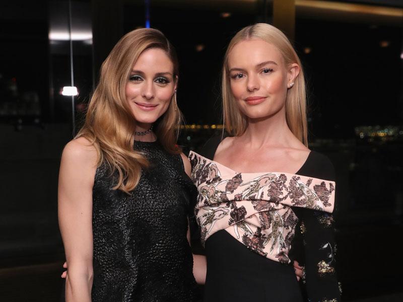 Olivia Palermo, Kate Bosworth