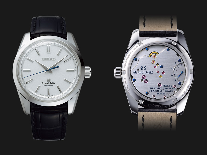Grand Seiko Spring Drive Eight Day Power Reserve