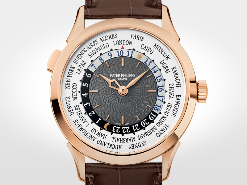 World Time referencia 5230.