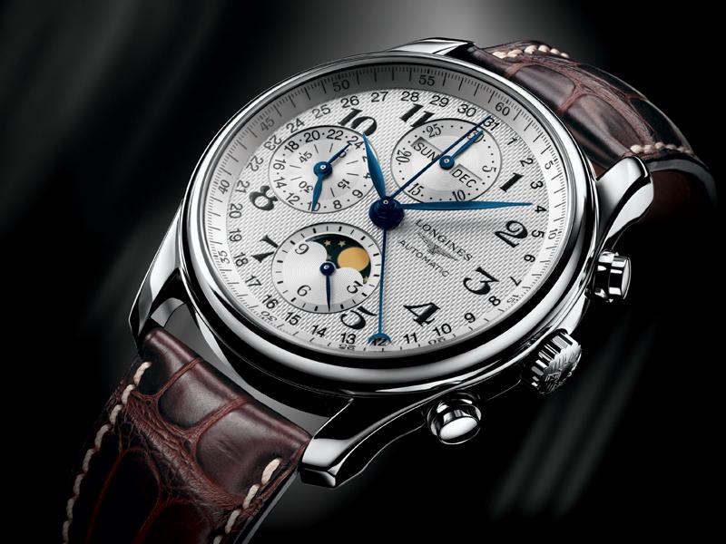 Reloj The Master Collection entregado al ganador de la carrera.