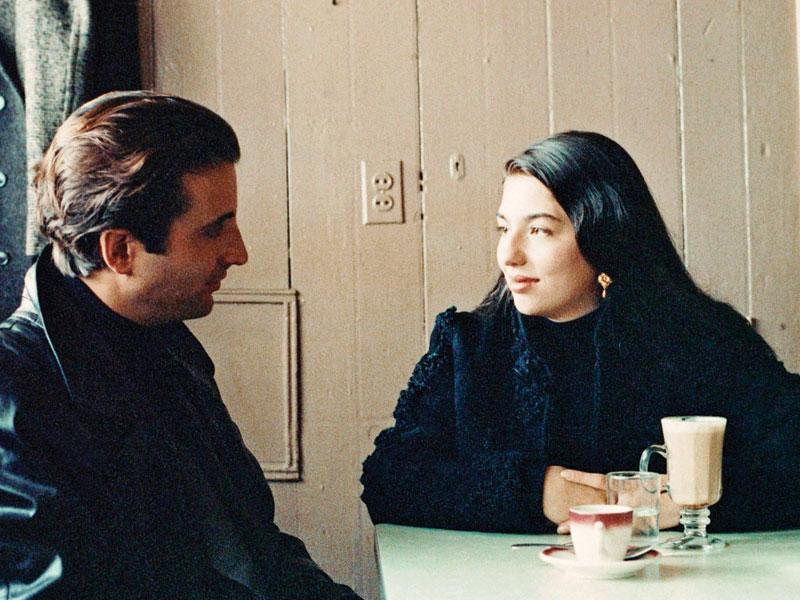 Sofia Coppola en El Padrino