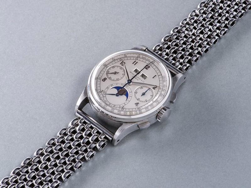7aac64f84c2 Este hecho insólito ha generado reflexiones y pronósticos sobre el auge de  las pujas de relojes vintage