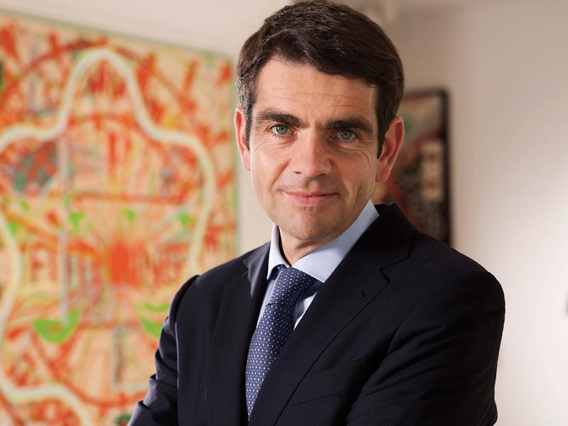 Jérôme Lambert fue CEO de Jaeger-LeCoultre y de Montblanc. El viernes pasado fue designado Director de Operaciones de Richemont.