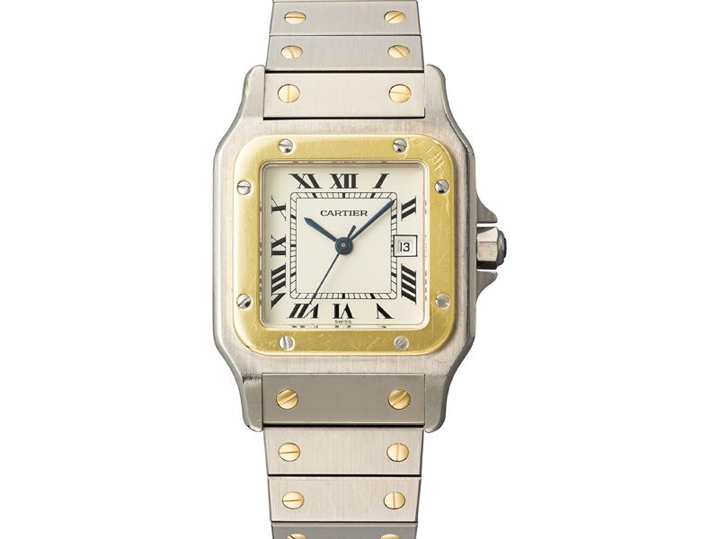 Uno de los modelos responsables de Cartier in Motion. Puesto a la venta en 1978, es la rememoración de un clásico.