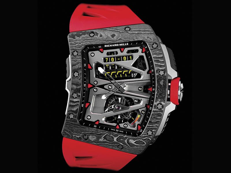 Richard De A Tiempo Mille Prost Junto Alain Relojes Pedalea CoeBdx