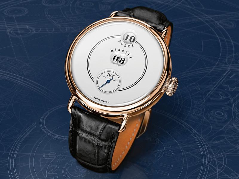 e686e842a958 Digital de origen  IWC celebra 150 años de excelencia relojera ...
