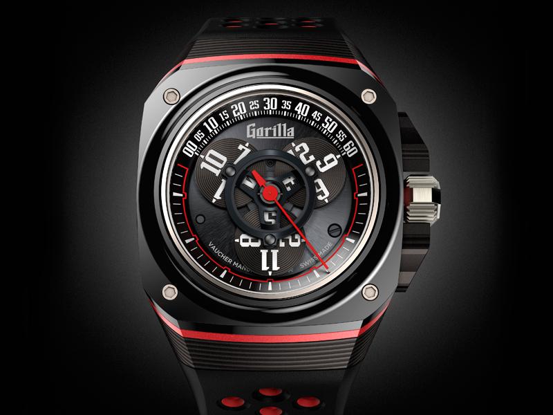 el precio más bajo 823c4 b7b06 Gorilla Fastback Drift, fuerza rebelde indie - Tiempo de relojes