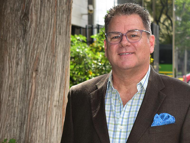 Mark Lewis en Ciudad de México