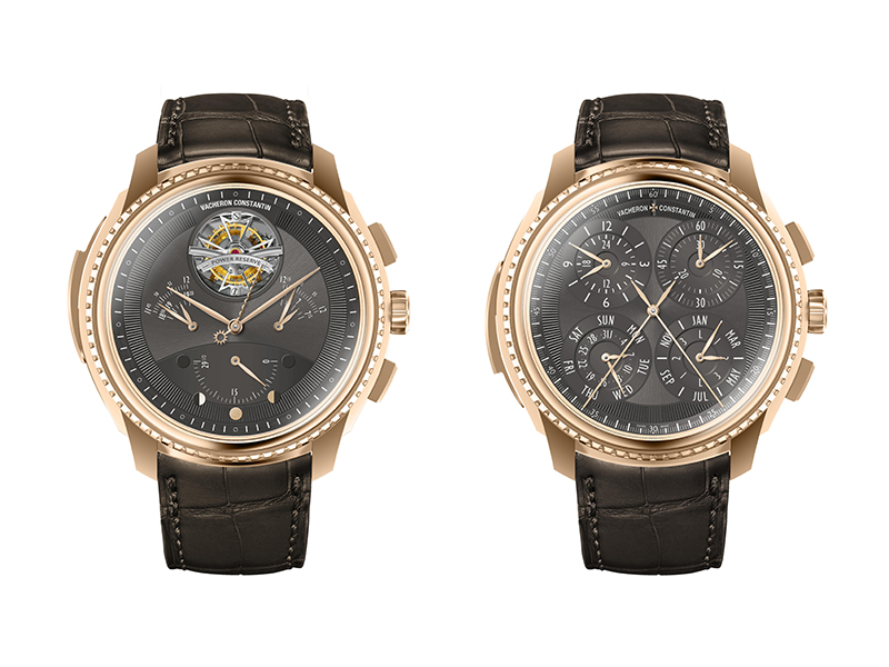 Grand Complication Split-Second Chronograph.