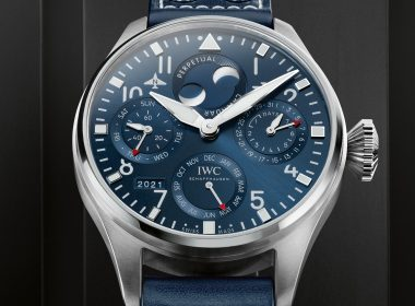 IWC Big Pilot Calendario Perpetuo