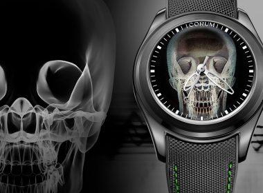 imagen frontal del Bubble X Ray