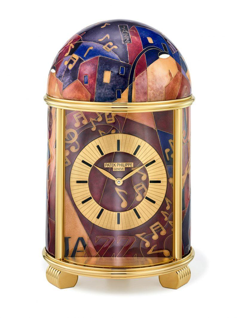Dome Clock Jazz de frontal