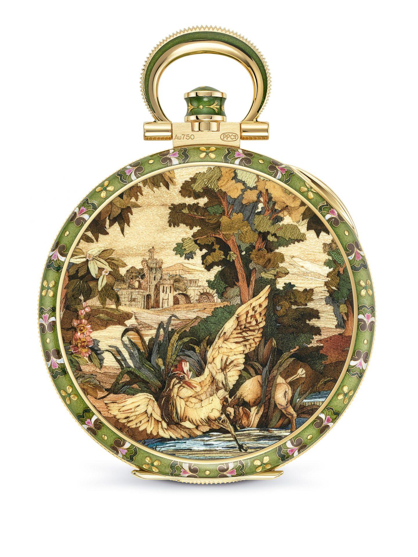 Fondo de relojes Tapices de Patek