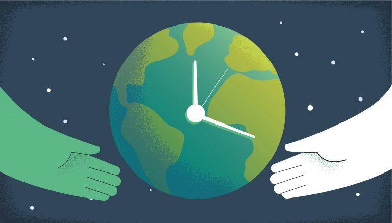 Ilustración Relojería Sustentable