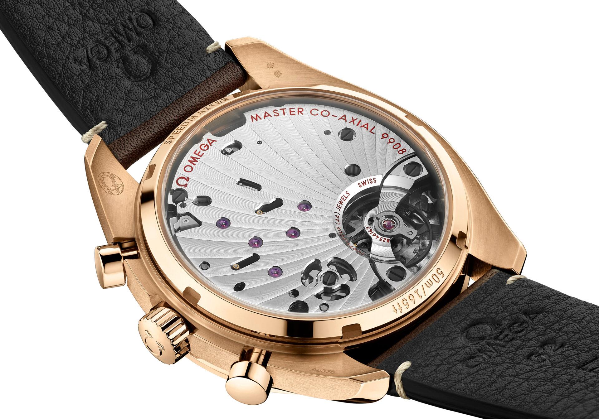 Fondo del Chronoscope Gold Bronze